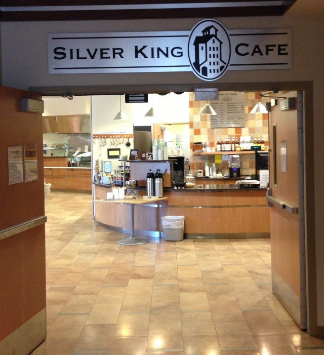 Silver King Cafe