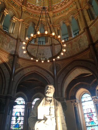 President Garfield's Monument