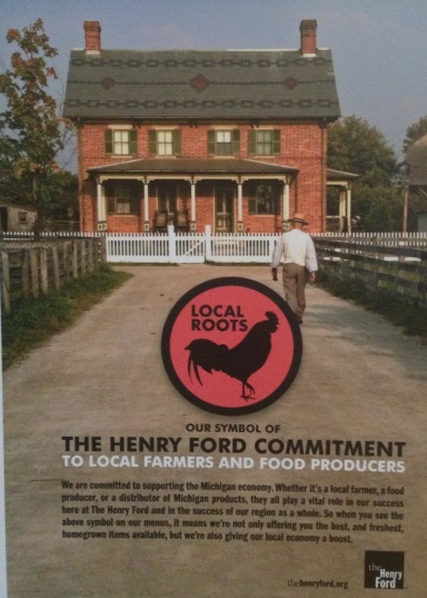 Henry Ford Local Roots