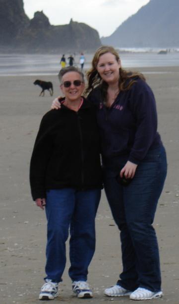 Mom and Sarah 1