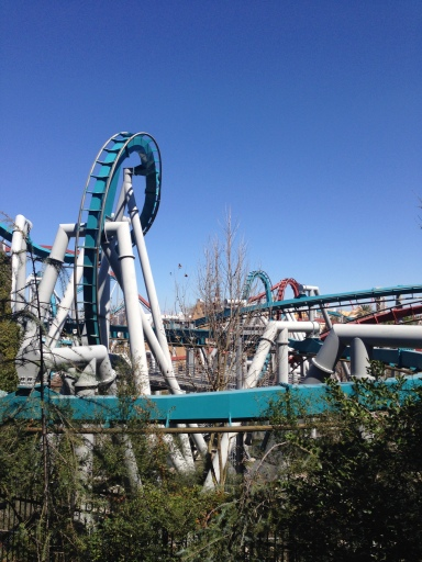 Dragon Challenge, Wizarding World of Harry Potter