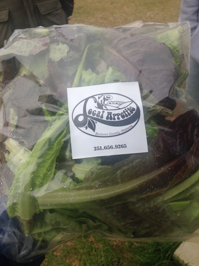 Local Appetite Bagged Lettuce