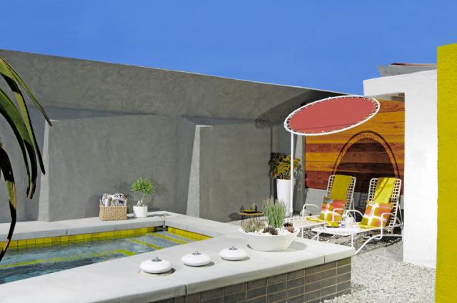 Hotel Lautner Pool